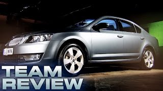 Skoda Octavia (Team Review) - Fifth Gear by Fifth Gear