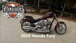 9. 2010 Honda Fury