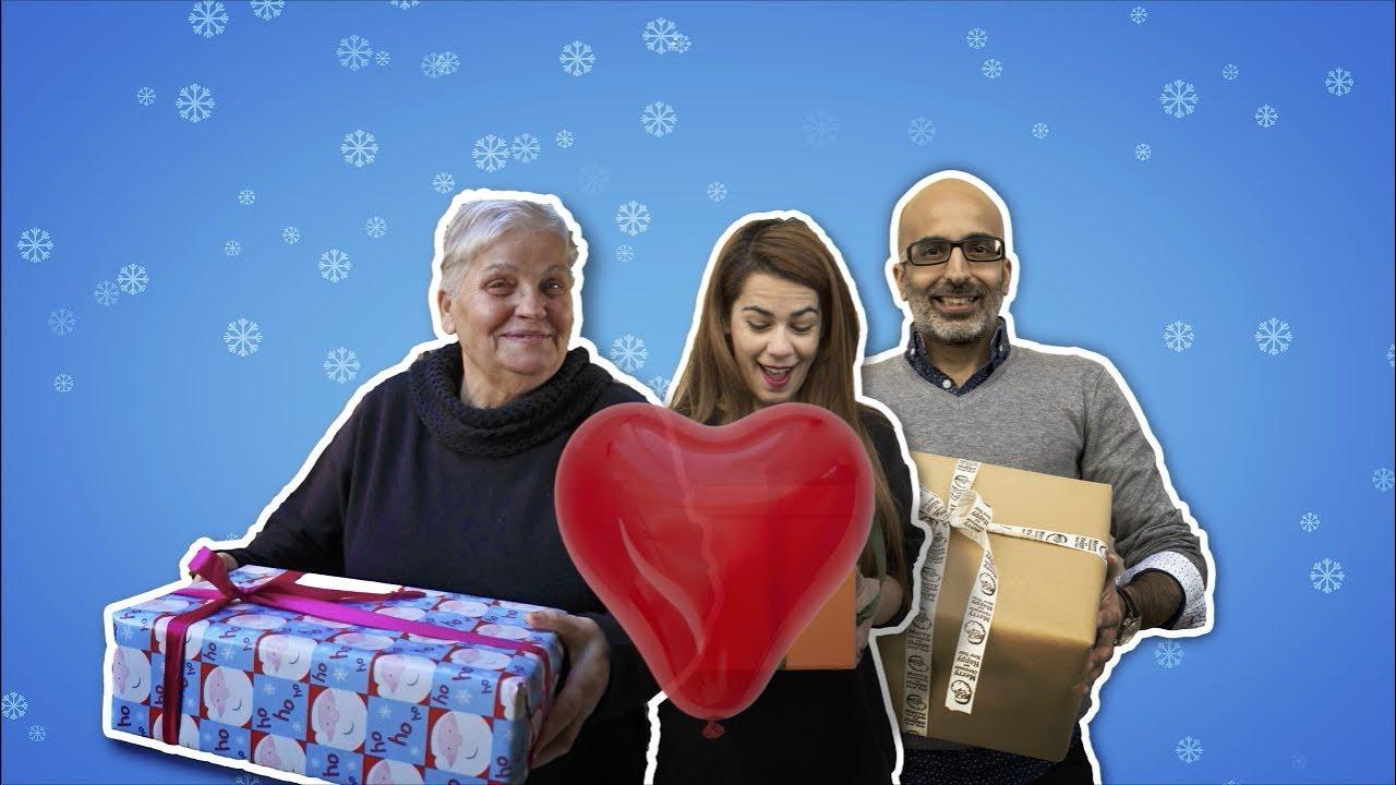 Αυτά τα Χριστούγεννα κάνε δώρο αγάπη!