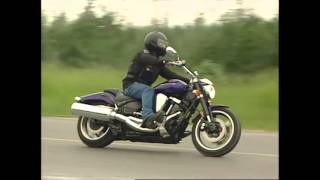 8. Yamaha Roadstar warrior 6 1