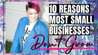 Nonton 10 Reasons Why Most Small Businesses Don T Grow   Carissa Hill Film Subtitle Indonesia Streaming Movie Download