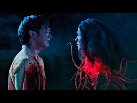 The Inhuman Kiss (2019) Film Explained in Hindi/Urdu | Horror Inhuman Kiss Summarized हिन्दी