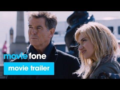 'A Long Way Down' Trailer (2014): Pierce Brosnan, Toni Collette, Aaron Paul