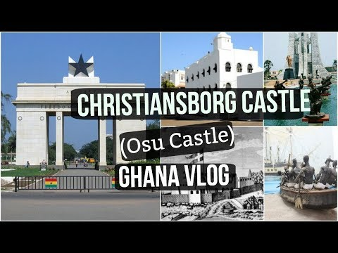 Osu Castle Vlog   Ghana Vlog 🇬🇭  # 6