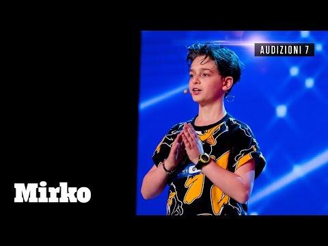 La giornata di Mirko