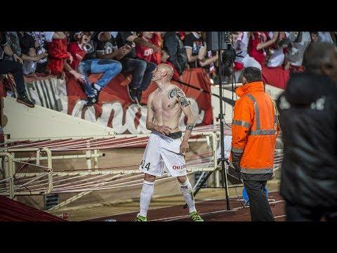 Andrea Raggi #200 : l'AS Monaco dans le coeur !