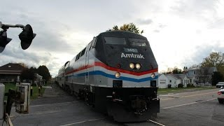 Bellows Falls (VT) United States  city images : Amtrak Exhibit Train - Bellows Falls Vermont