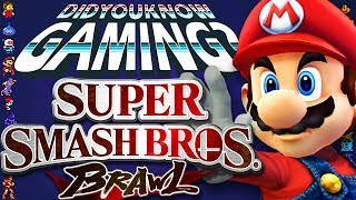 Super Smash Bros Brawl – Did You Know Gaming? Feat. Remix of WeeklyTubeShow
