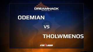 Odemian vs tholwmenos, game 1