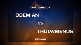 Odemian vs tholwmenos, game 1