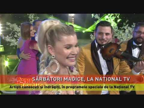 Sărbători magice, la Național TV