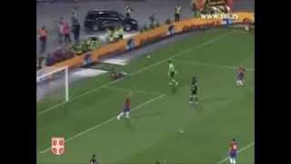 Serbien – Österreich 1:0 (06.06.2009)