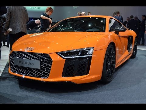 2017 Audi R8 First Look – 2015 Geneva Motor Show
