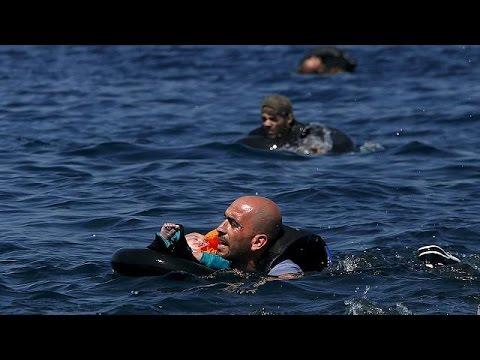 Τραγωδία στο Φαρμακονήσι: 28 πρόσφυγες νεκροί