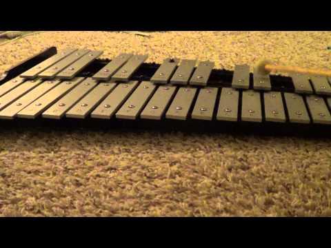 Xylophone test