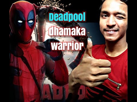 Funny movies - Deadpool 2 funny review Bhuvan Bam and Ranveer Singh vlog..!