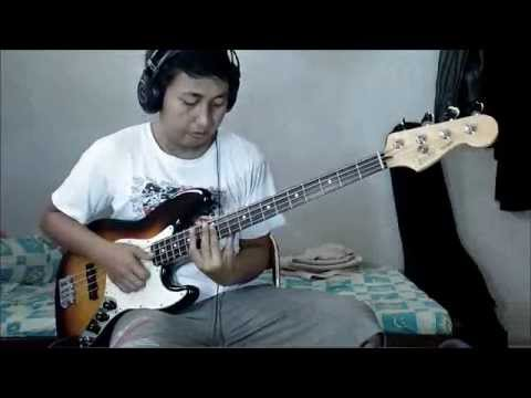 Fender Standard Jazz Bass RW Black Tint