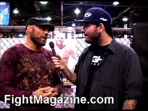 Randy Couture Wants to Fight James Toney  Act in A Romantic Comedy