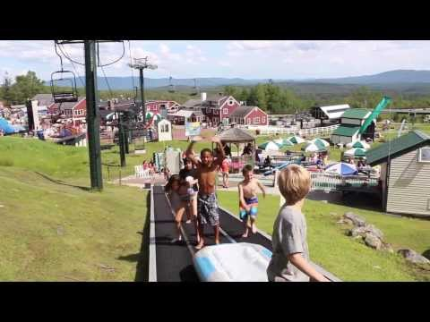 Vermont's Summer Adventure at Bromley Mountain!