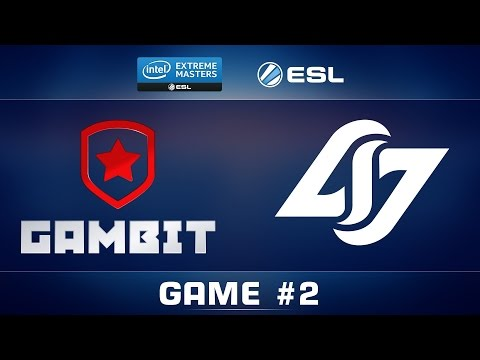 League of Legends – Gambit Gaming vs. CLG – Game 2 – IEM 2014 Cologne – Grand Final