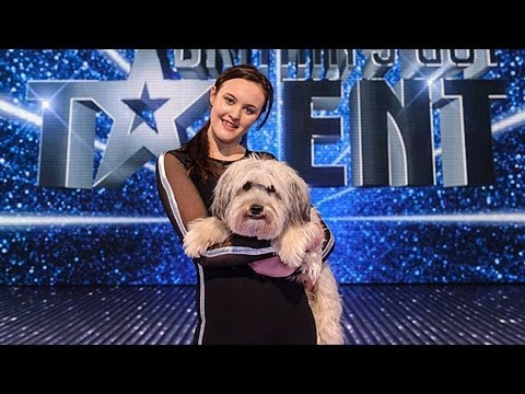 Ashleigh and Pudsey – Britain's Got Talent 2012 Final – UK version