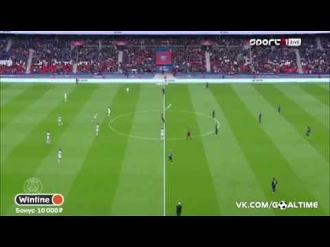 Ligue 1 - PSG vs Montpellier 2-0 - All Goals & Full Highlights (22/04/17)