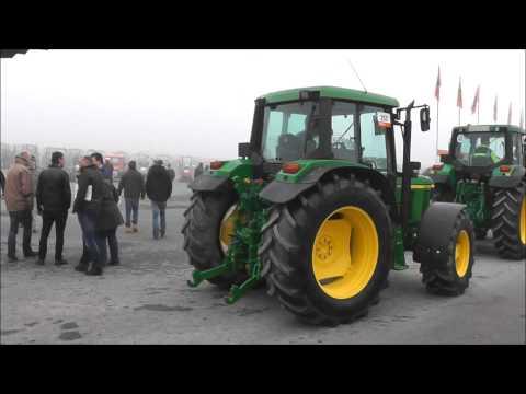 Die große Landtechnik-Auktion in Meppen am 15. November 2012 (видео)
