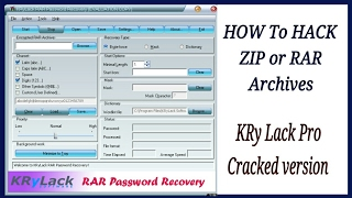 Video How To hack Zip or RAR file password 100 % true-in one minute MP3, 3GP, MP4, WEBM, AVI, FLV Oktober 2017