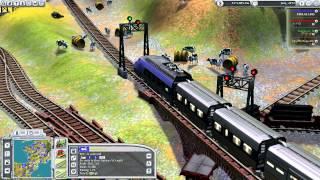 Sid Meier's Railroads videosu