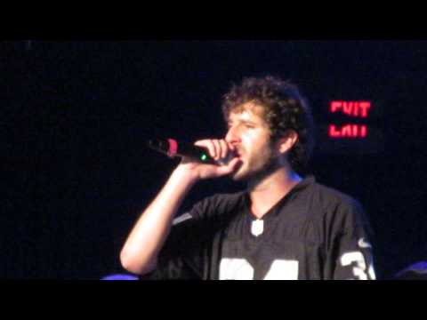 """Lil Dicky - """"Molly"""" (Live in Providence)"""