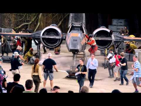 Watch New The Force Awakens Featurette on the Star Wars