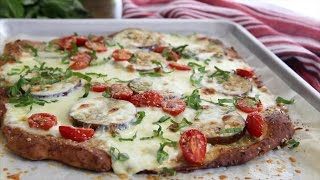 Pâte à pizza maison sans gluten