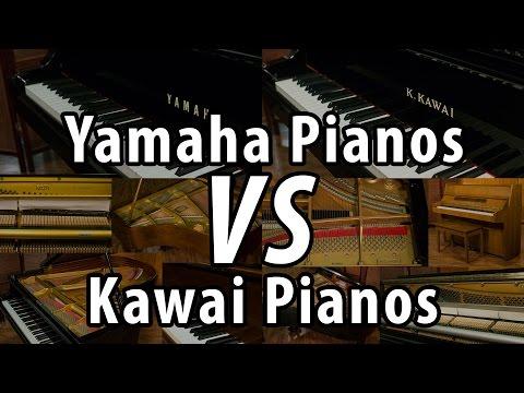 Yamaha Pianos Vs. Kawai Pianos - Which is Better?