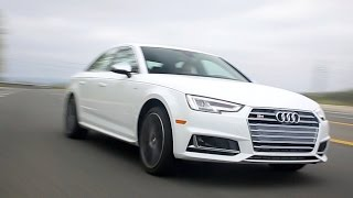 Unlike many performance variants of luxury sedans, the Audi S4 manages to retain all the positive qualities of its standard stablemate, but with an added dose of athleticism. Join KBB's Zach Vlasuk as he gives the 2018 S4 a through shakedown. For the latest Audi S4 pricing and information:https://www.kbb.com/audi/a4/Kelley Blue Book is your source for new car reviews, auto show coverage, features, and comparison tests. Subscribe to catch all the latest Kelley Blue Book videos. http://www.youtube.com/subscription_center?add_user=kbb