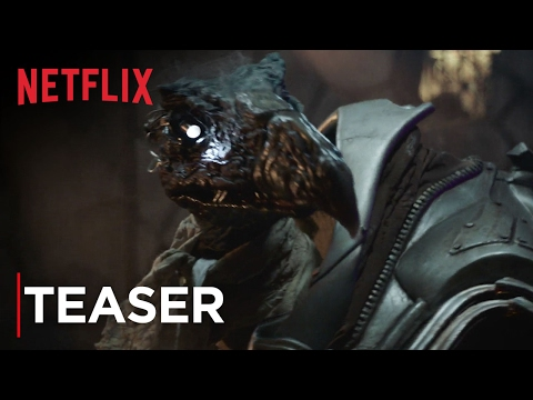The Dark Crystal Age of Resistance Teaser
