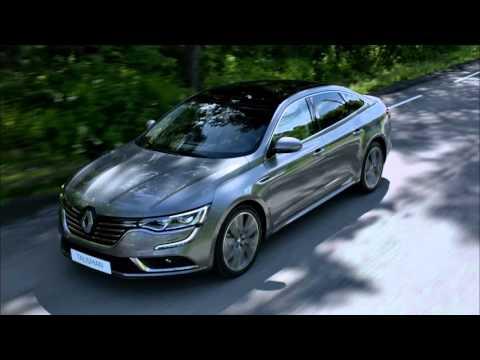 Renault Talisman İle Tanıştınız Mı?