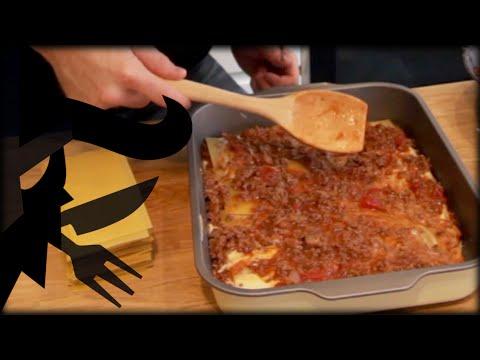 lasagne a la svedese
