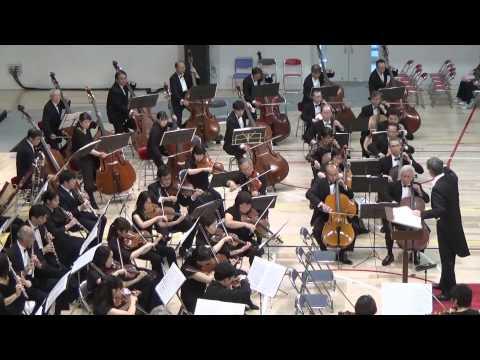 東川町開拓120年 東川小学校新築記念 第九交響曲演奏会