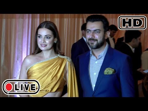 Dia Mirza At Mukesh Ambani's Daughter Isha Ambani's WEDDING Reception