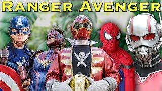 Ranger Avenger Phase One [FAN FILM COMPILATION]