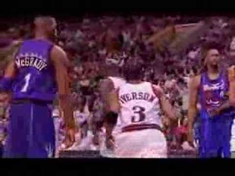 iverson - Top Ten Plays of Allen Iverson Until 2001.