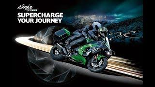 8. Official Kawasaki Ninja H2 SX video - Supercharge Your Journey