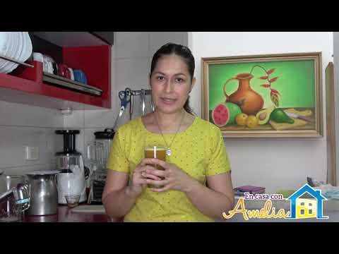 ECA30 | Bebida para Reactivar el Sistema Circulatorio | En casa con Amelia