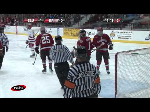 RPI Men's Hockey vs. St. Lawrence