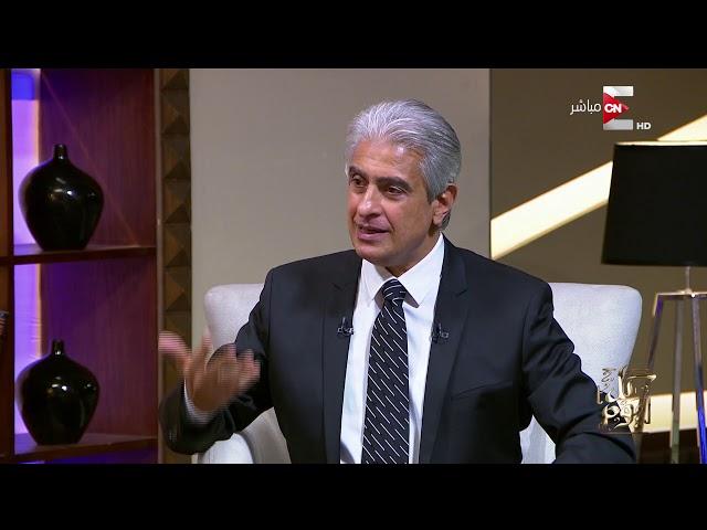 كل يوم - لقاء خاص مع أحد أبطال العمليات العسكرية بسيناء ـ المجند محمود مبروك