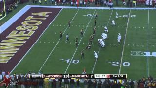 Ra'Shede Hageman vs Wisconsin (2013)