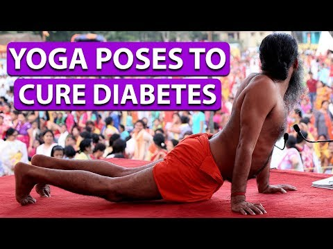 5 Yoga Poses to Cure Diabetes