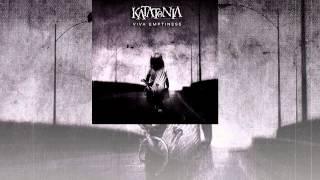 Katatonia -  Evidence HD (Video Lyrics)