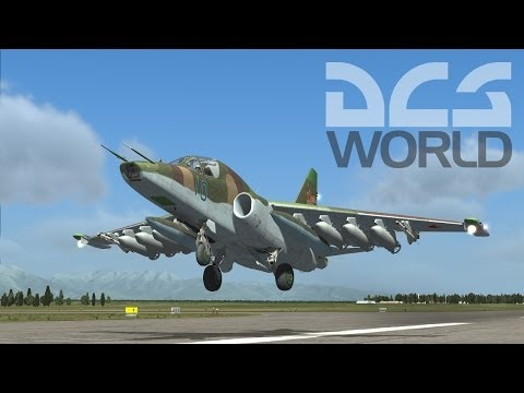 This is a DCS World overview that...