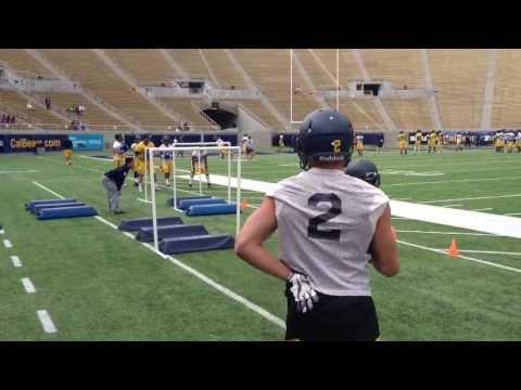 Brendan Bigelow 2013 RB Drills video.